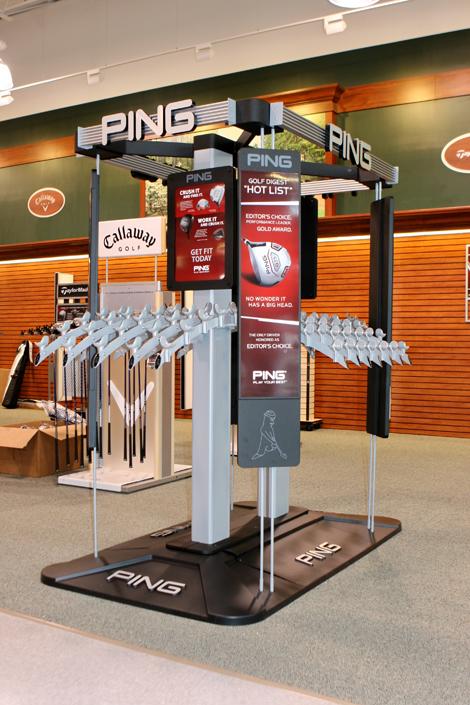 Ping Custom Shop